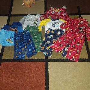 Other - Boys 2T pajama bundle of 5